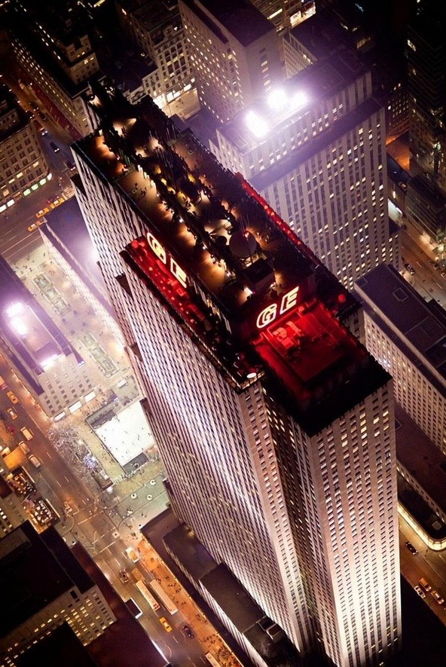 Фото.ночной нью-йорк.