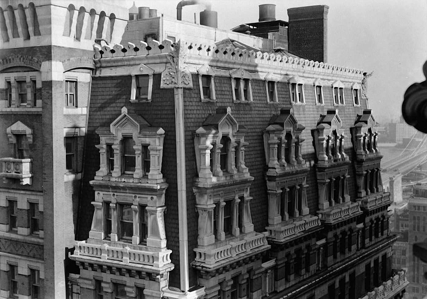 Tribune building new york city